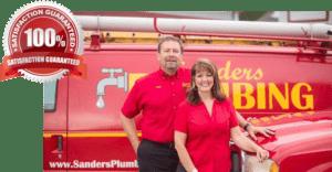 Plumber in Knoxville TN Sanders Plumbing Company