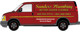 Plumber in Knoxville, TN | Sanders Plumbing Company | Logo